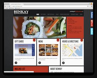 Benkay Japanese Restaurant and Sushi Bar (2012 Relaunch)