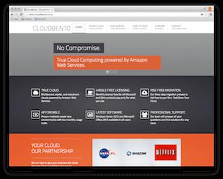 CloudBento AWS Brokerage