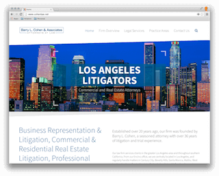 CohenLaw.Net Los Angeles Lawyers